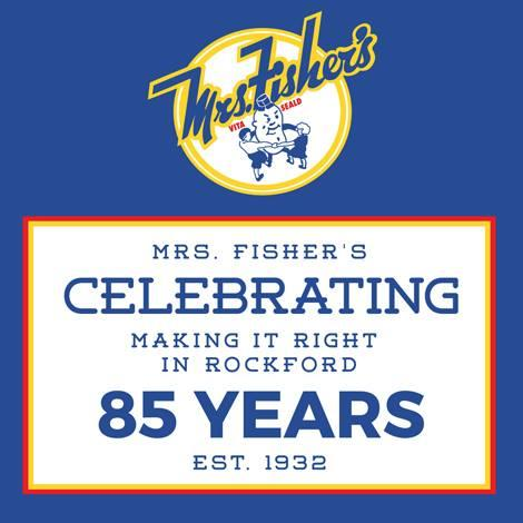 celebrating 85 years graphic