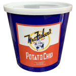 Blue Bucket of Chips - 12oz
