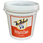 White Bucket of Chips - 12oz